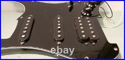 Loaded American Fat Strat Pickguard-TexMex/Atomic