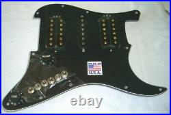 Loaded Upgrade Fits HSH Stratocaster Strat Has 35 Pickup Tones + Treble Bleed