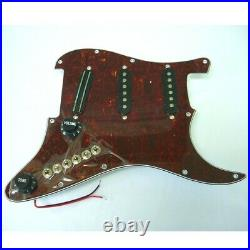 Loaded Upgrade Fits SSS Stratocaster Strat Has 68 Pickup Tones + Treble Bleed