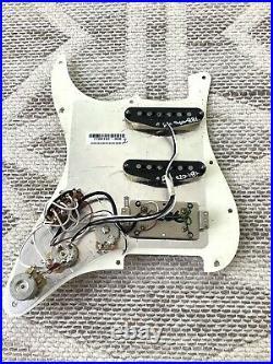 MAKE AN OFFER! Fender American Loaded Stratocaster Pickguard USA Strat! #104181