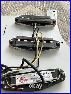 MAKE AN OFFER! Fender Loaded Stratocaster Pickguard! Strat! #47212