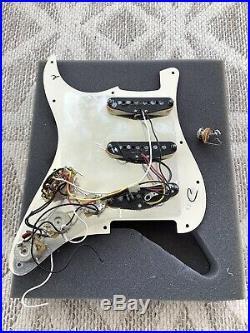 MAKE OFFER! Fender Classic Series Stratocaster Loaded Pickguard! Strat! #123181