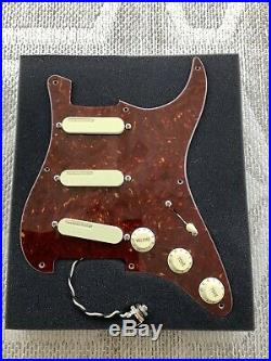 MAKE OFFER! Fender Stratocaster Loaded Pickguard! Lace Sensor! Strat! #193181