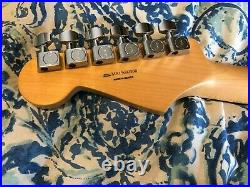 Mexican Strat loaded pick guard & neck 2005. Excellent condition
