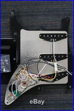 NEW Fender American Performer Stratocaster Loaded Pickguard Yosemite SSS Strat