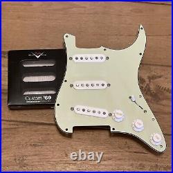 NEW Fender Custom Shop 69 Strat Pickup Set PIO Prewired Loaded Pickguard Mint