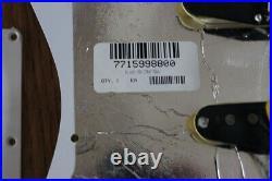 NEW Fender Ltd 50s Road Worn Hot Strat LOADED Pickguard Vintage Stratocaster