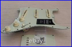 NEW Fender Ltd 60s Road Worn Hot Strat LOADED Pickguard Vintage Stratocaster #67