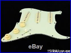 NEW Fender Stratocaster LOADED PICKGUARD Strat Vintage 59 Mint 3 Ply 11 Hole