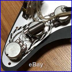 NEW Seymour Duncan SSL-1 Vintage Staggered California Set Loaded Strat Pickguard