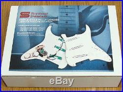 NEW Seymour Duncan Triple Hot Rails for Strat LOADED PICKGUARD TRS-1PG Prewired