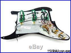 NEW USA Fender Billy Corgan Strat LOADED PICKGUARD DiMarzio 0076538000