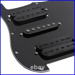 OriPure Loaded HSH Strat Guitar Pickguard Assembly Prewired Alnico 5 Pickups