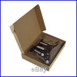 OriPure Mini Humbucker Pickup Loaded Prewired Pickguard for Strat SSS Guitar