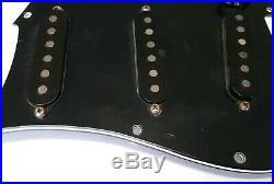 Original 1975 Fender Stratocaster guitar loaded pickguard Strat vintage pickups