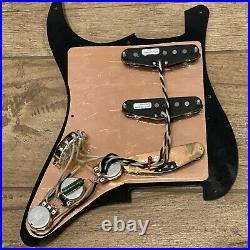 Seymour Duncan APS, APST-1 PIO Twang Banger Strat Set Loaded Fender Pickguard
