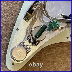 Seymour Duncan Antiquity Texas Hot Strat Set PIO Prewired Loaded Pickguard