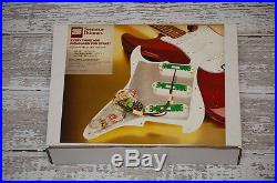 Seymour Duncan Everything Axe Prewired Strat LOADED Pickguard withLiberator JB 59