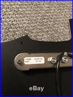Seymour Duncan Lipstick SLS-1 Complete Strat 3 Pickup Set Loaded Pickguard