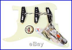 Seymour Duncan SSL-1 Loaded Strat Pickguard Strat PA/AW