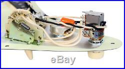 Seymour Duncan SSL-1 Loaded Strat Pickguard Strat WH/WH