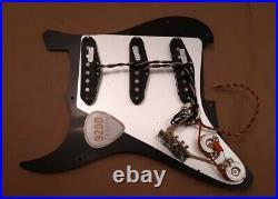 Seymour Duncan SSL-1 loaded pickguard Stratocaster 920 D Custom Strat Vintage