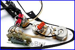 Seymour Duncan STK-S2 Hot Stack for Fender Strat Loaded Pickguard Custom Shop