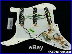 USA Fender CUSTOM SHOP Closet Classic PRO Strat LOADED PICKGUARD SCN Noiseless