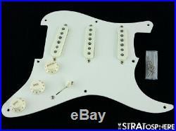 USA Fender Custom Shop 57 Stratocaster NOS LOADED PICKGUARD, Strat 1957 Josefina