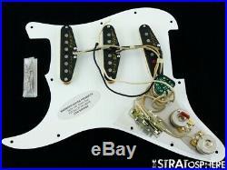 USA Fender Custom Shop 60 NOS Stratocaster Strat LOADED PICKGUARD Abby RARE