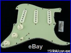 USA Fender Custom Shop 61 Stratocaster NOS LOADED PICKGUARD Strat 1961 Josefina