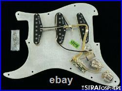USA Fender Custom Shop 61 Stratocaster NOS LOADED PICKGUARD Strat 1961 LMM