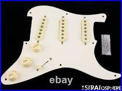 USA Fender ERIC JOHNSON 1954 Virginia Strat LOADED PICKGUARD, Stratocaster