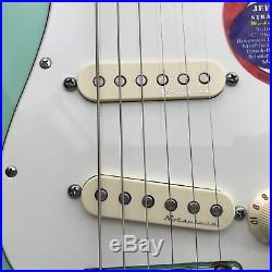 USA Fender JEFF BECK Strat LOADED PICKGUARD Stratocaster Hot Noiseless FREE SHIP